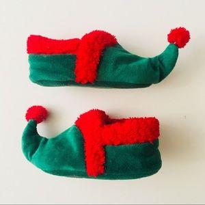 Zara Elf Booties.